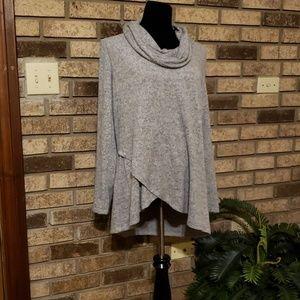 Soft grey long sleeve